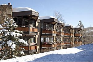 Fantastic slopeside accommodation at Laurelwood condos. Photo: Two Roads Hospitality