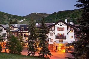 Fantastic location in the heart of Vail Village.