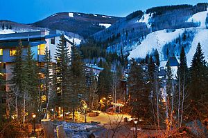 Unbeatable location in the heart of Vail Village. Photo: Vail\'s Mountain Haus