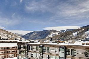 Fantastic valley and mountain views at Vail Spa. Photo: East West Hospitality
