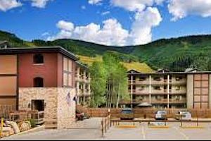Fantastic location on the edge of Vail Village. Photo: East West Destination