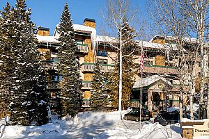 Ptarimigan House offers fantastic ski-in ski-out condos in Steamboat. Photo: Resort Lodging Company