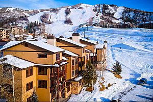 Stay right in the heart of the action at Antlers condos. Photo: Resort Lodging Company