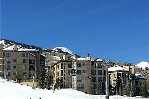 Chamonix is a perfect slopeside condo option in Snowmass. Photo: Wyndham Vacations