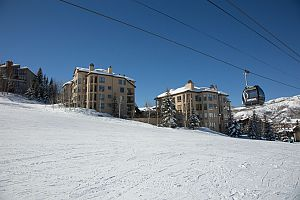 Enjoy ski-in ski-out access in Snowmass. Photo: Wyndham Vacations