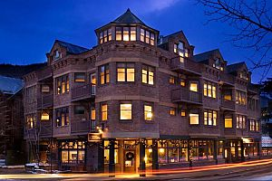 Wonderful boutique hotel in the heart of Telluride.