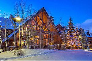 Wonderful self-contained condos at Bear Creek Lodge.