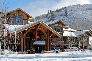 The Lodge at Deer Valley offers everything for a fantastic self-contained ski vacation.