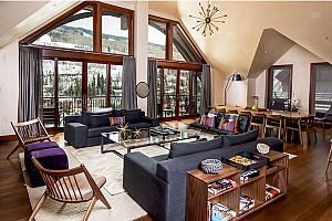 Solaris Residences are the epitome of style and luxury in Vail. Photo: East West Destination