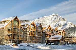 Fantastic location in the heart of downtown Banff. Photo: Moose Hotel & Suites