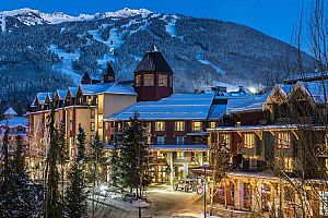Great family friendly hotel in the heart of Whistler.