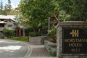 Horstman House - Whistler Blackcomb