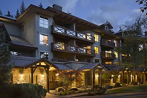 Wonderful ski-in condos in Whistler for families.
