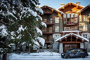 Lost Lake Lodge is a perfect choice for families in Whistler.