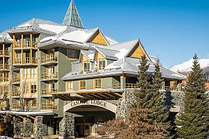 Great location and close to the slopes of Blackcomb Mountain.