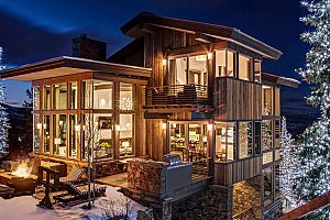 Stunning ski-in ski-out residences in the heart of Deer Valley.