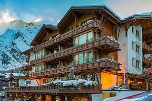 Walliserhof Grand-Hotel & Spa - Saas-Fee