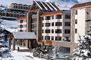 Fantastic ski-in ski-out location in Crested Butte.