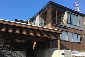 Fantastic two and three bedroom townhome in the heart of Furano.