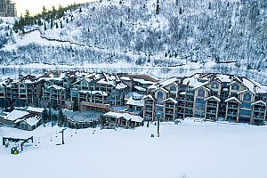 Fantastic ski-in ski-out location in Deer Valley.