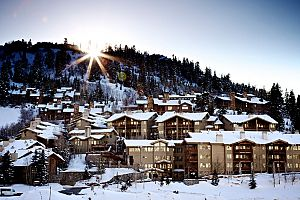 Fantastic slopeside condo in the heart of Deer Valley.