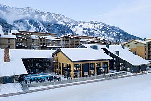 Continuum in Jackson Hole. Photo: Yarrow Hospitality