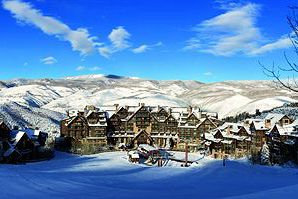 Ski-in ski-out luxury in Beaver Creek. Photo: The Ritz-Carlton Bachelor Gulch