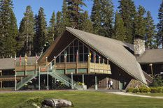 Enjoy modern mountain lodging & facilities at Mammoth Mountain Inn. Photo: Mammoth Mountain Inn