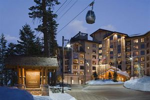 Fantastic slopeside location, close to the main village area. Photo: The Westin Monache Resort