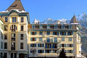 Grand Hotel Des Alpes - Chamonix
