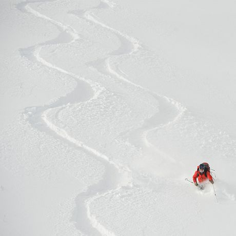 Irwin. The private powder playground.