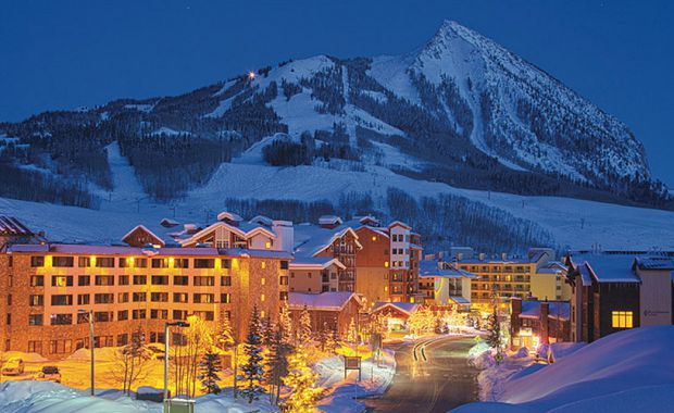 Photo: Crested Butte Mountain Resort