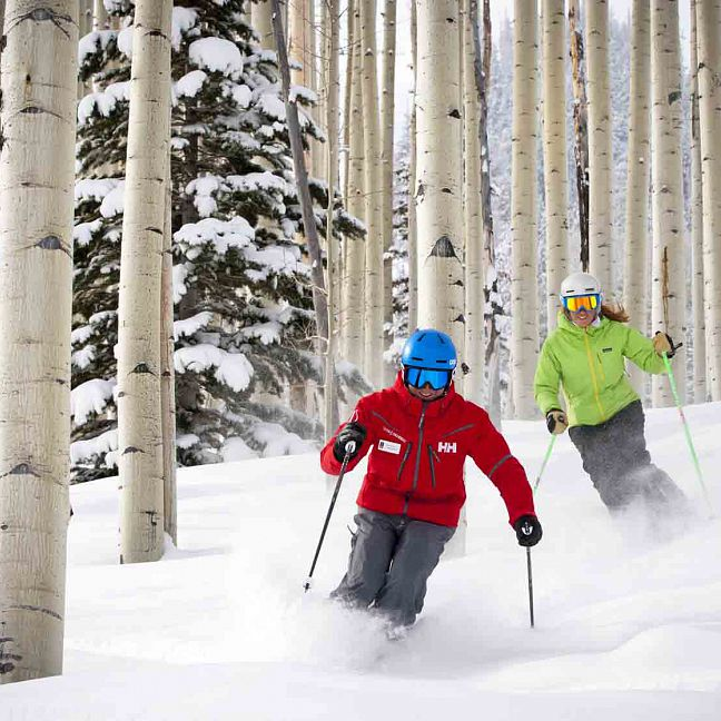 Best Ski Resorts for Tree Skiing