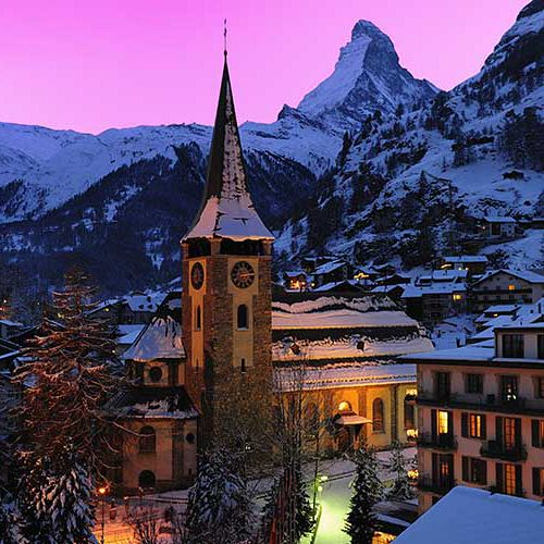 Europe\'s Most Charming Ski Resorts