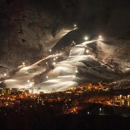 Best Ski Resorts for Night Skiing