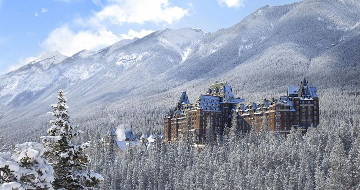 The Fairmont Banff Springs - Banff - Canada - image_0