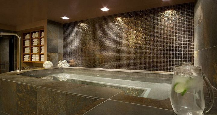 One of the best on-site spas in Jackson Hole. Photo: Teton Mountain Lodge - image_3