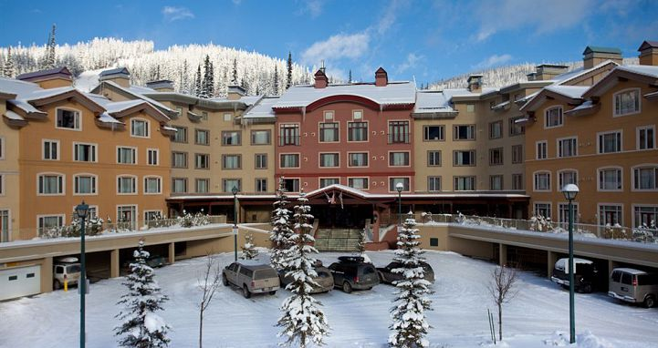 Cahilty Hotel & Suites - Sun Peaks - Canada - image_0