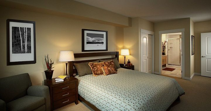 Spacious living and bedrooms throughout. Photo: Fraser Crossing & Founder's Pointe Condos.  - image_1