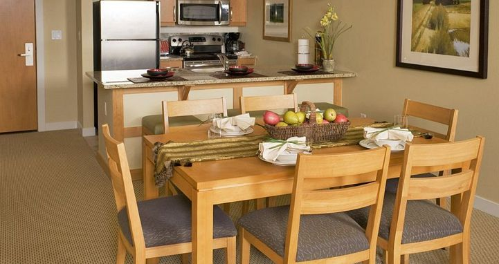 Well-equipped kitchens for a self-catered stay. Photo: Fraser Crossing & Founder's Pointe Condos.  - image_3