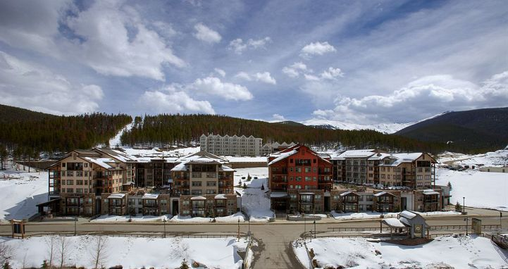 Ideal slopeside location in Winter Park. Photo: Fraser Crossing & Founder's Pointe Condos.  - image_0