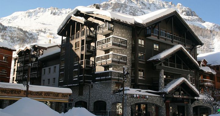 Hotel Avenue Lodge - Val d\'Isere - France - image 0