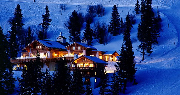 Game Creek Lodge. Photo: Vail Resorts