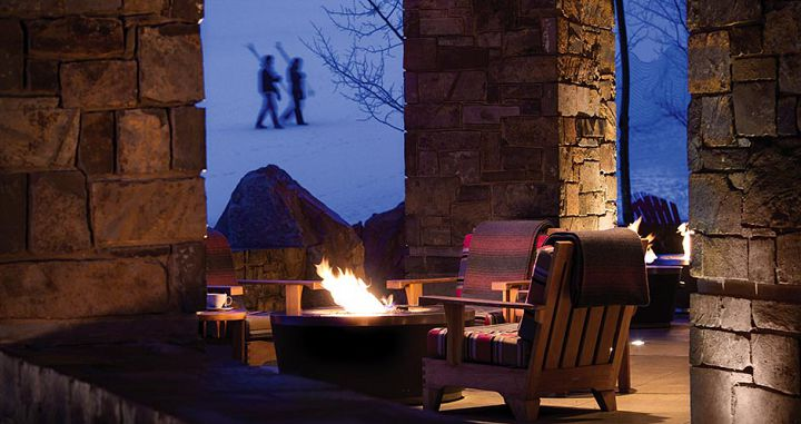North America's Best Ski-in Ski-out Hotels