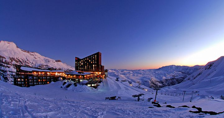 The sunsets at Valle Nevado are spectacular. Photo Credit: Valle Nevado Ski Resort - image 0