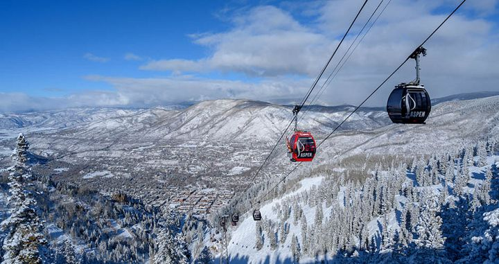Aspen Mountain. Photo: Aspen Ski Resort - image 0