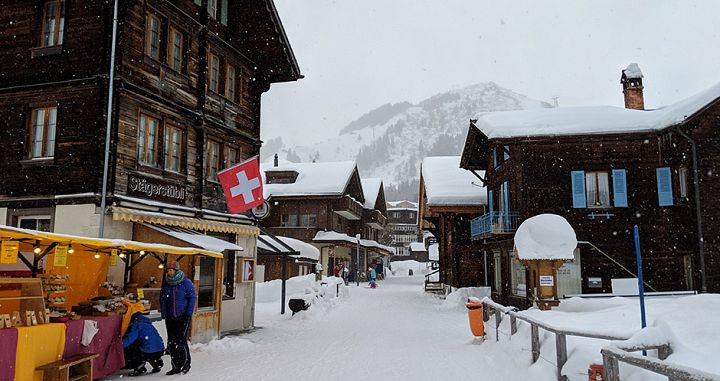 Murren village. Photo: Scout - image 0