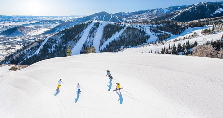 Park City ski resort has some awesome intermediate terrain. Photo: Vail Resorts - image 0