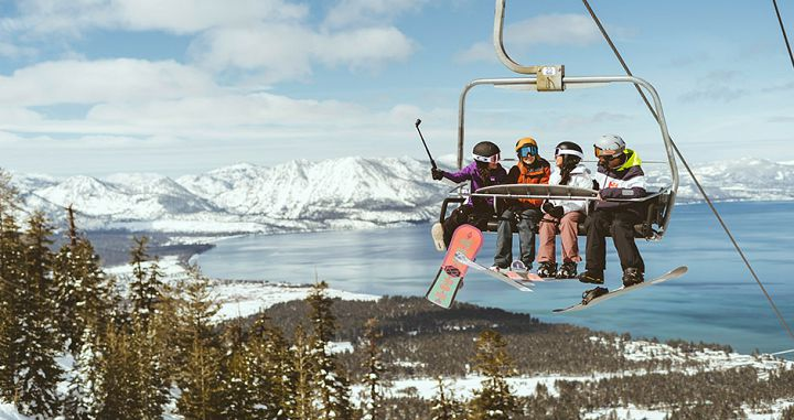 Chairlift to Heaven at Heavenly! Photo: Vail Resorts - image 0