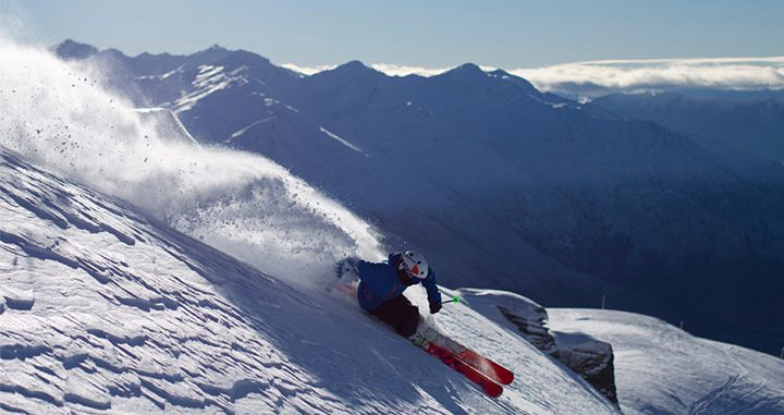 Photo: Treble Cone, Wanaka, NZ - image 0